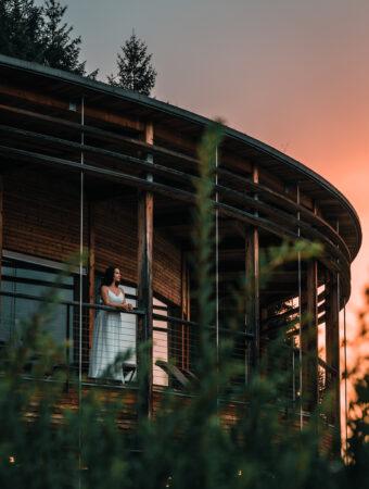 Naturhotel Leitlhof |Sunrise in the Dolomites