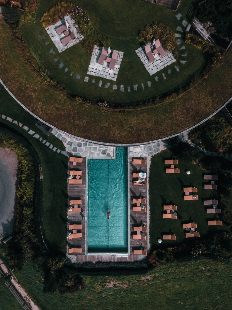Wellness & Spa Area at Leitlhof |Where to stay in South Tyrol