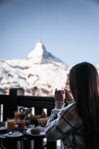 Riffelalp Resort 2222m |Tabitha & Florian - Breakfast