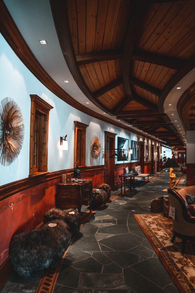 Riffelalp Resort 2222m |Tabitha & Florian - Lobby 2
