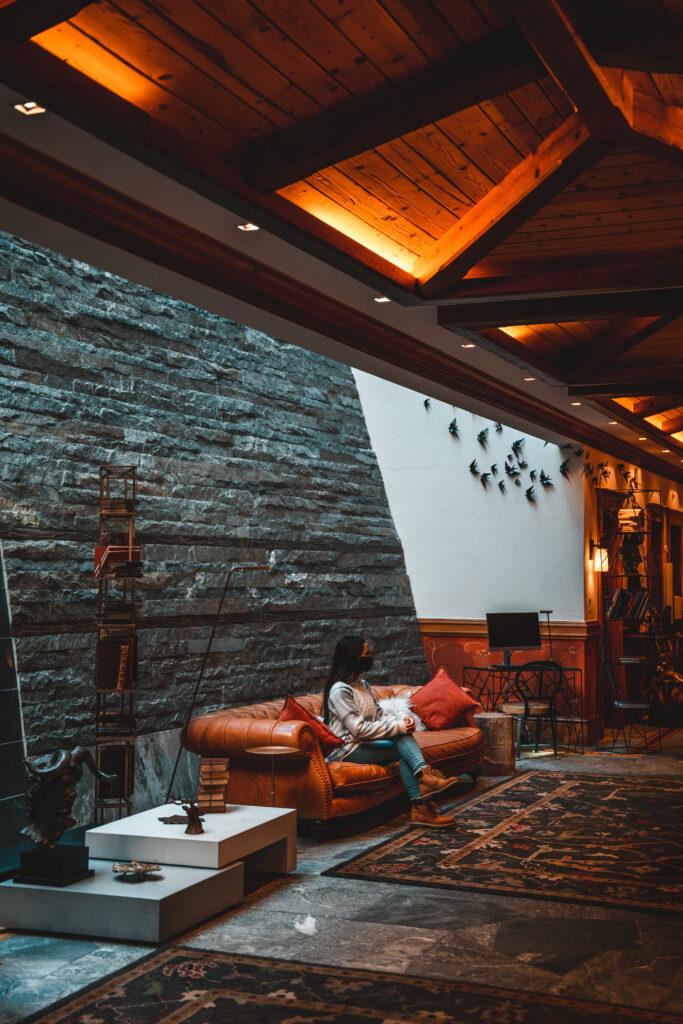 Riffelalp Resort 2222m |Tabitha & Florian - Lobby