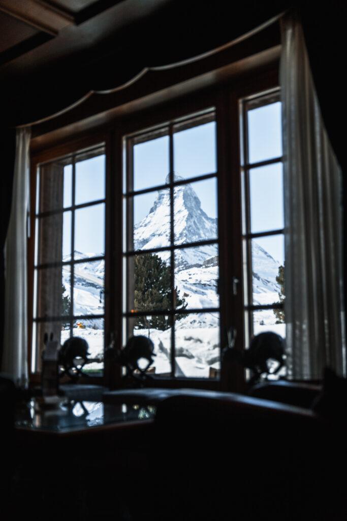 Riffelalp Resort 2222m |Tabitha & Florian - Matterhorn Blick